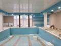 Изграждане на ел инсталация на басейн на комплекс Аква Терми